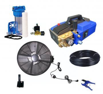 Kits ventilateurs brumisateur haute pression